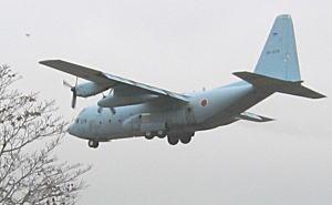 自衛隊機-1
